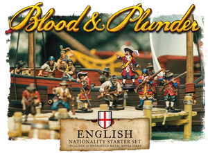 English Nationality Set - Game State Store