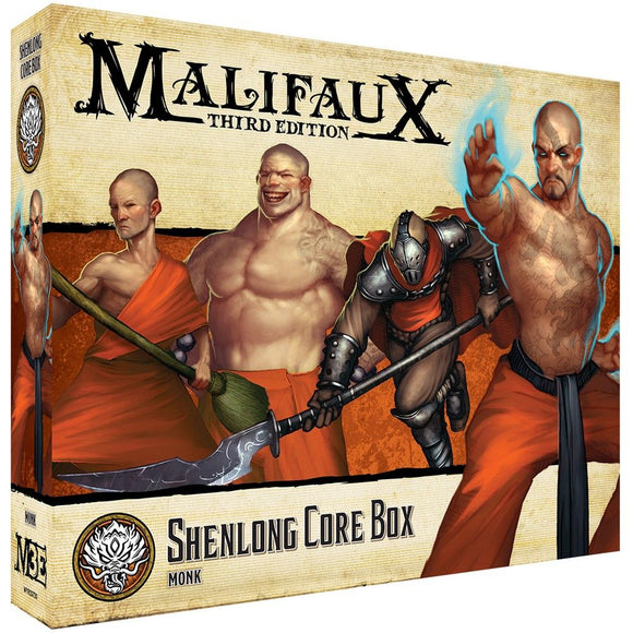 Shenlong Core Box - M3e - Game State Store