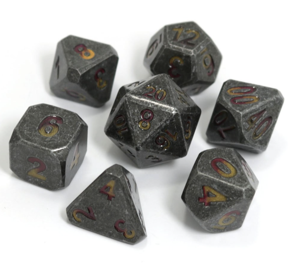 Die Hard Dice Forge Brimstone