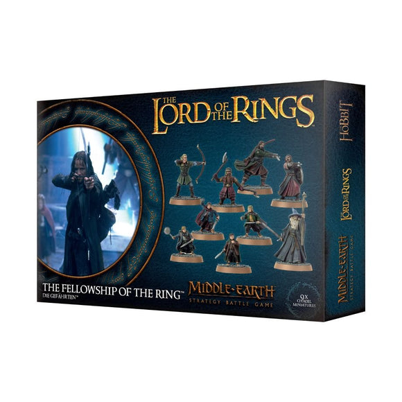 LORD OF THE RINGS:FELLOWSHIP OF THE RING - Game State Store