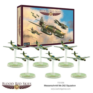 Messerschmitt Me 262 Squadron - Game State Store