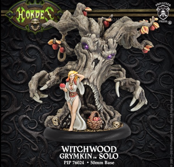 Witchwood – Grymkin Solo (plastic)