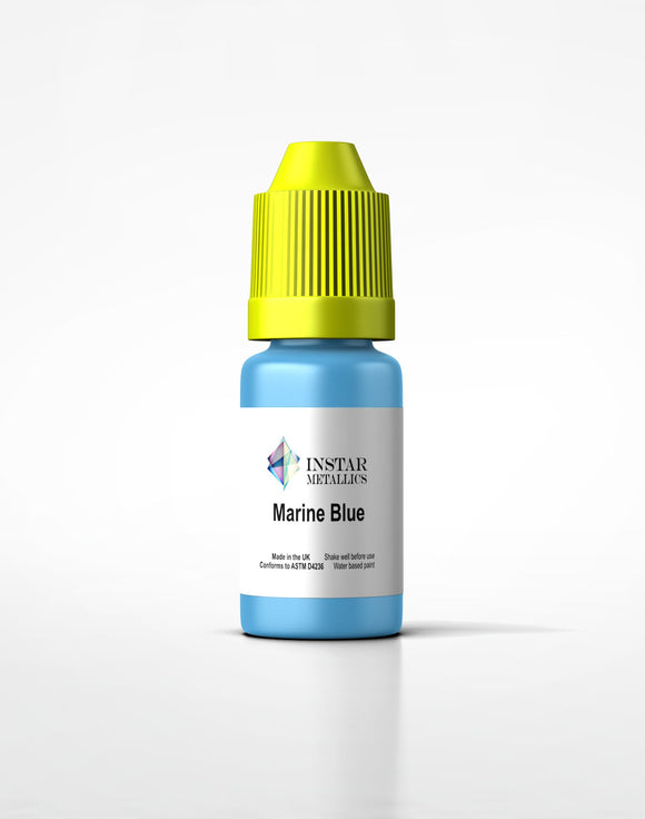 Instar Paint 20ml Metallic Marine Blue