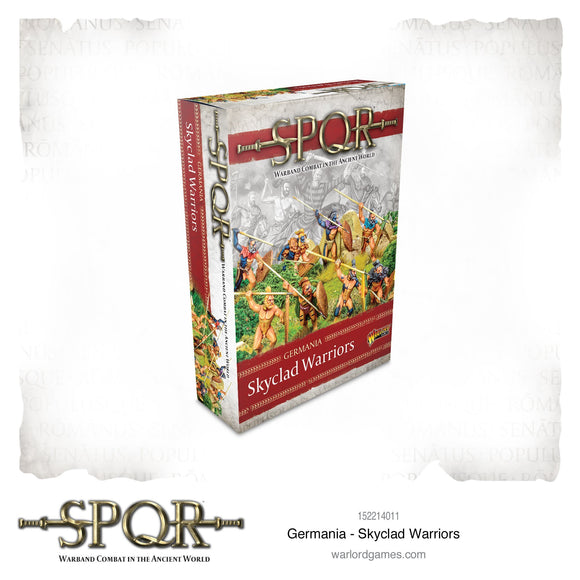 Germania Skyclad Warriors - Game State Store