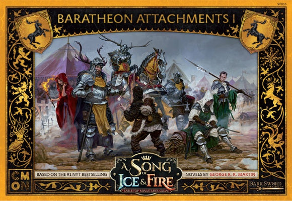 SIF: Baratheon Attachments 1