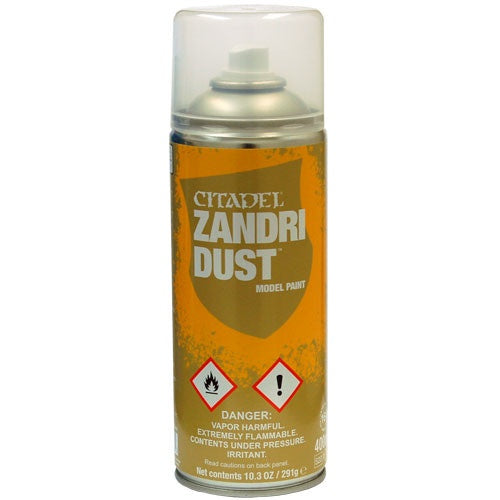 SPRAY: ZANDRI DUST SPRAY - Game State Store