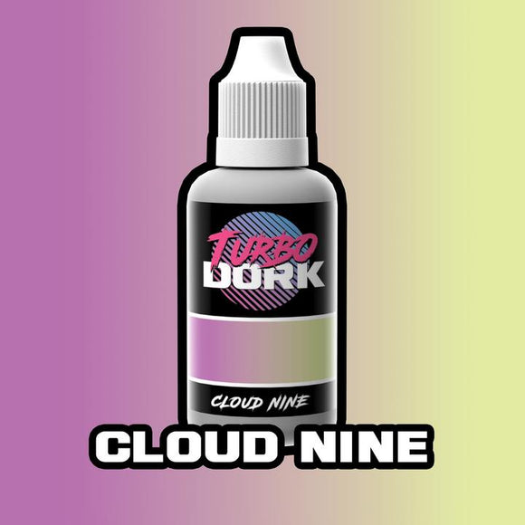 Turbo Dork Cloud Nine Colorshift Acrylic Paint - 20ml Bottle - Game State Store
