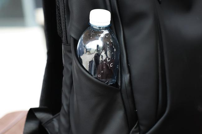 Side Bottle Pocket