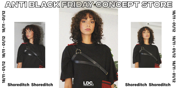 Lone Design Club - Sustainable Concept Store / Anti Black Friday