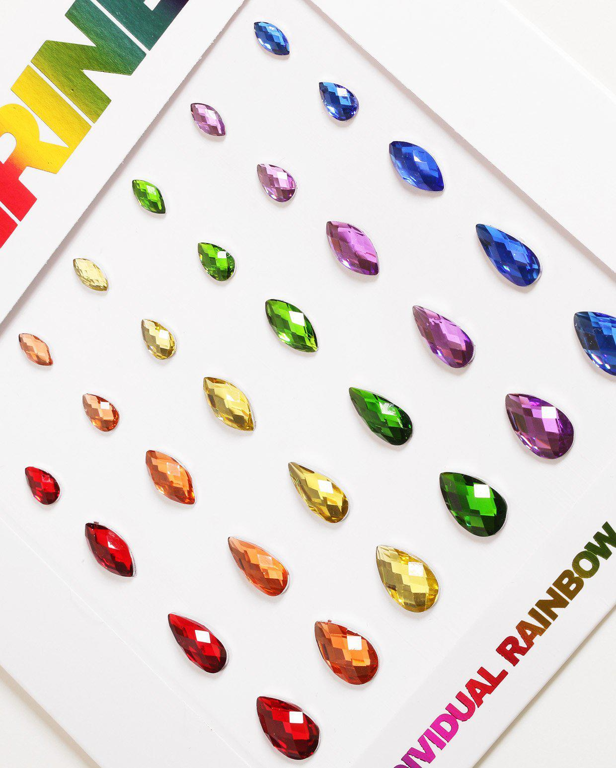 Individual Rainbow Jewels