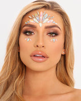 Iridescent Glitz Face Jewels
