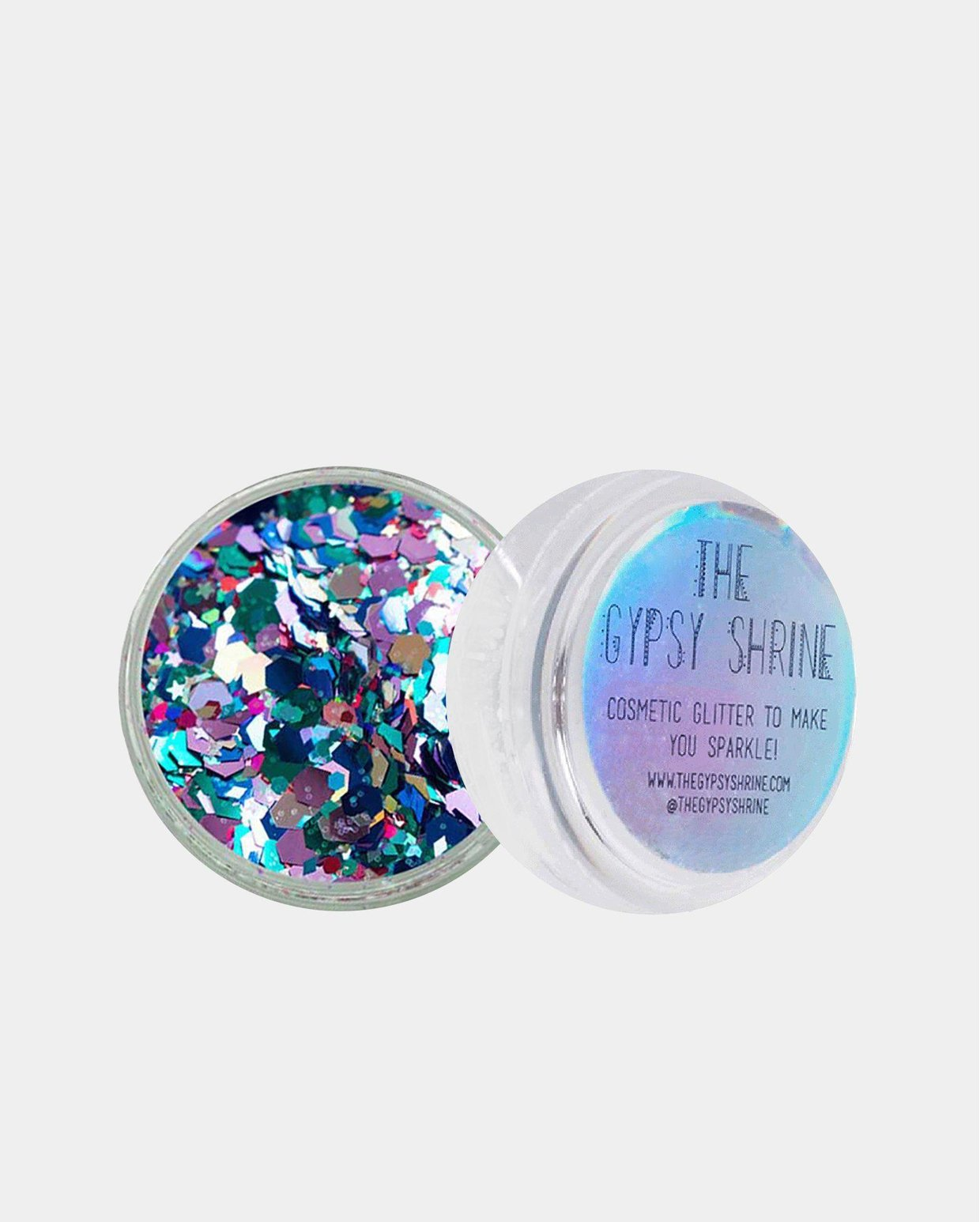 Multi Mix Chunky Glitter