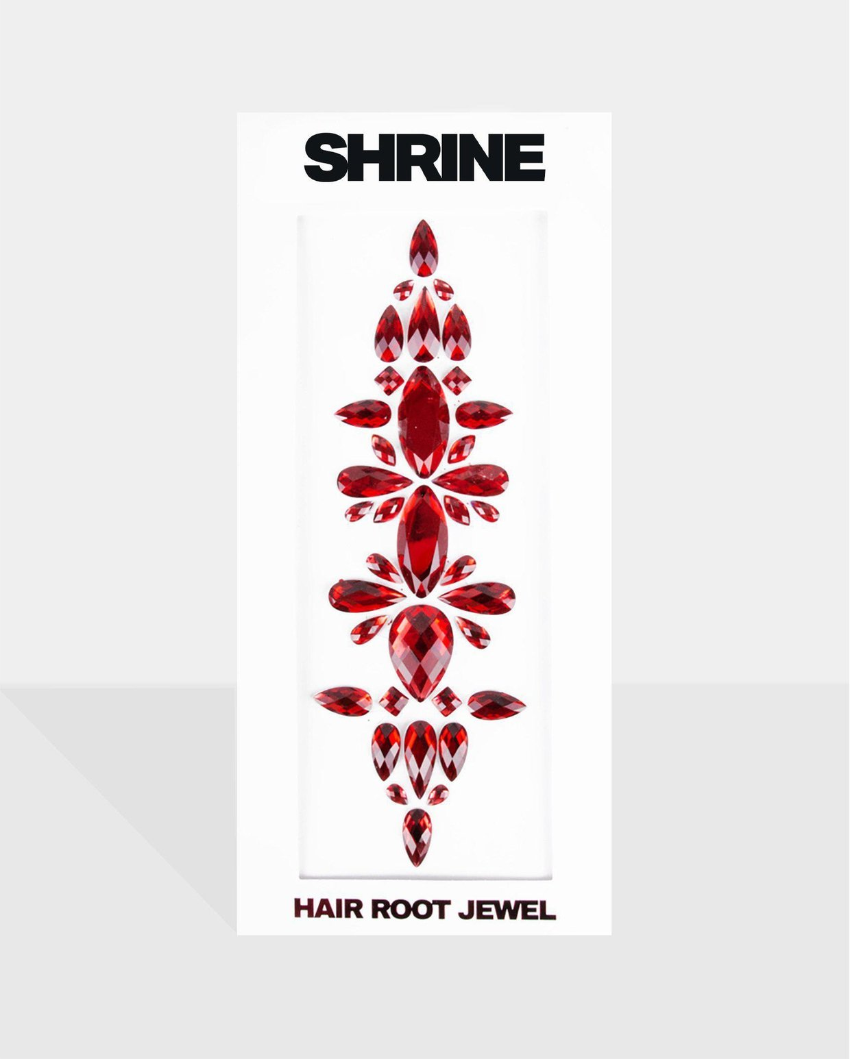 Red Hair Root Jewel