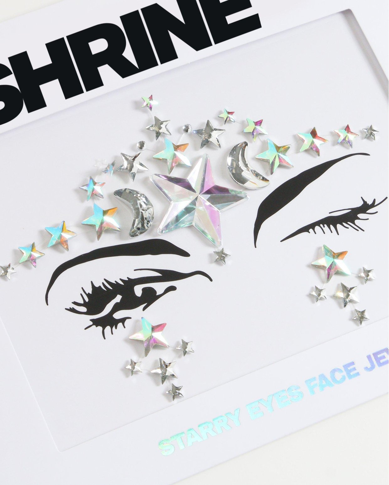 Starry Eyes Face Jewels