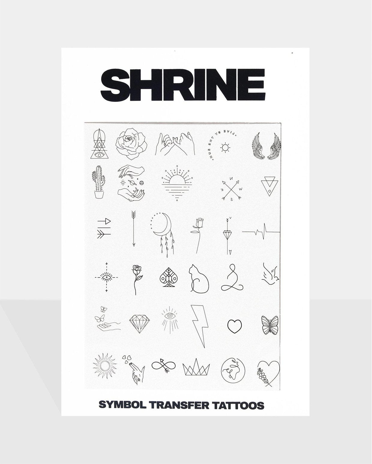 Symbol Transfer Tattoos