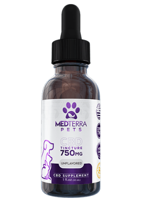 Pet CBD 750mg Unflavored
