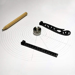 The Most Versatile and Portable Compass Design Tool