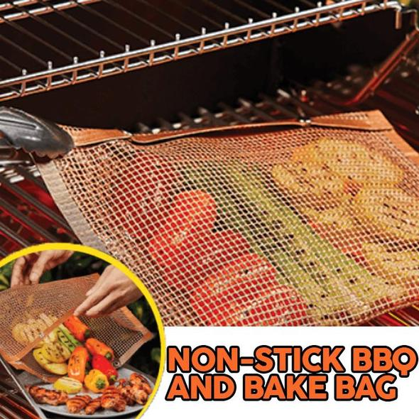 Non-Stick BBQ & Bake Bag - 70% OFF Today