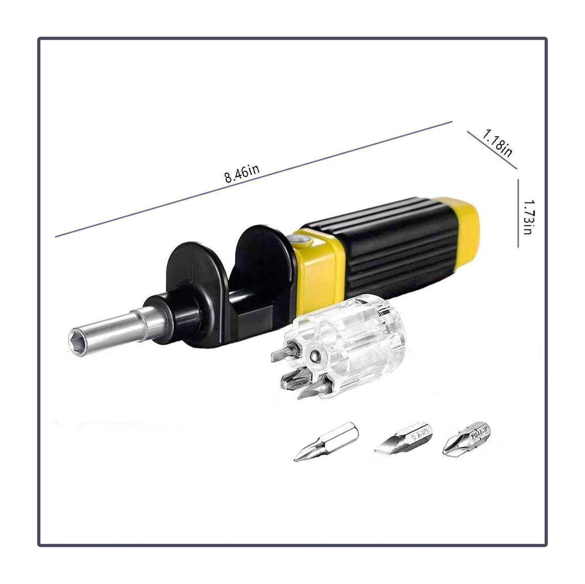 Buy 2 free shipping!!-6 IN 1 MULTIFUNCTIONAL SCREWDRIVER SET