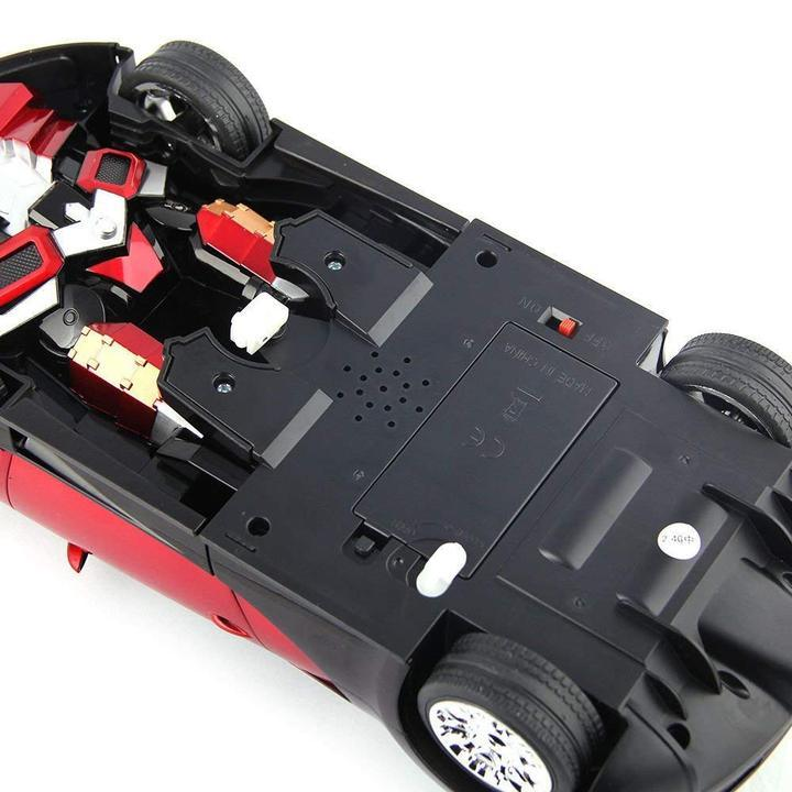 Gesture Sensing Transformation Car model - 60% OFF Today