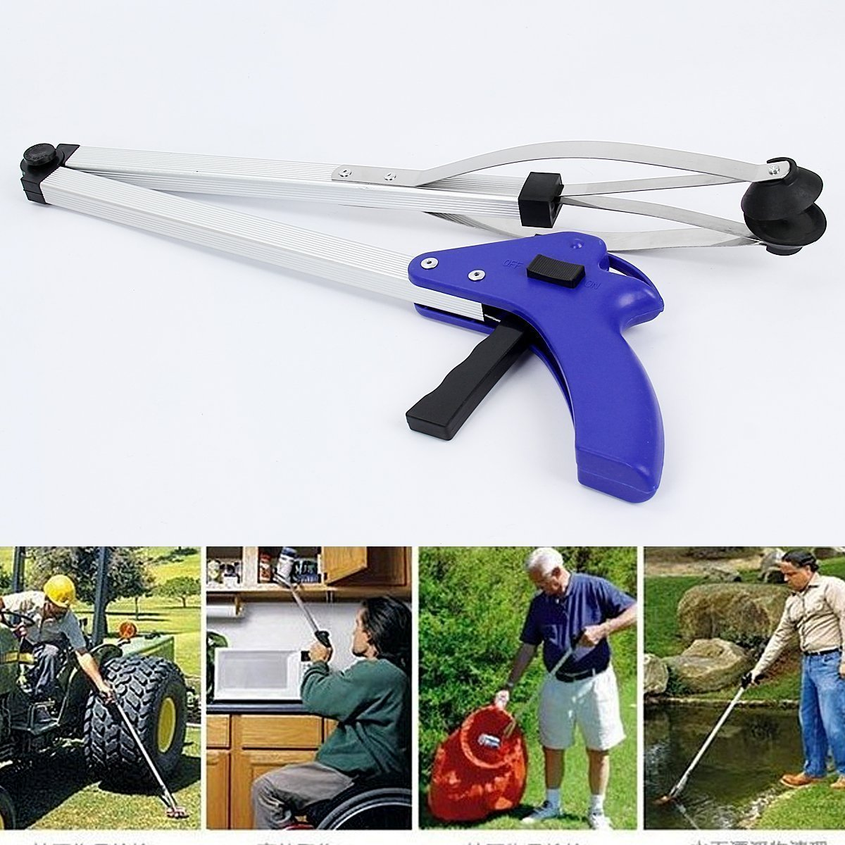 Multifunctional Folding Gripper-50% OFF ONLY TODAY!!