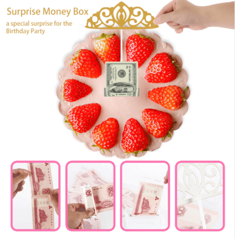 Cake ATM - Holiday promotion [ONLY $13.99] - Limited time three days!!