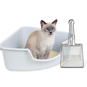 The LITTER SCOOPER That Saves Time & Reduces Dust! - Buy 2 Free Shipping