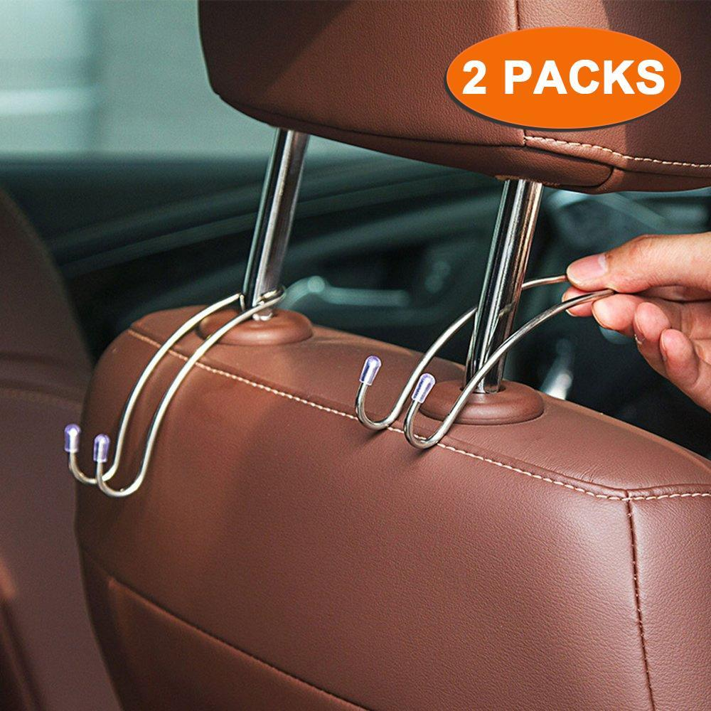 Metal Headrest Hook(2PCS) - 50% OFF TODAY - 2PCS ONLY $9.99