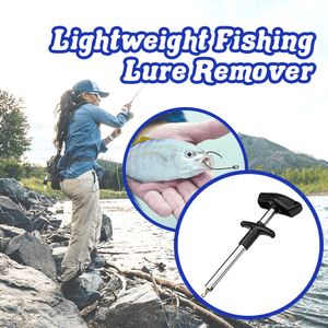 Lightweight Fishing Lure Remover