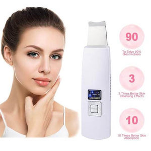 Ultrasonic Skin Scrubber - 70% OFF TODAY