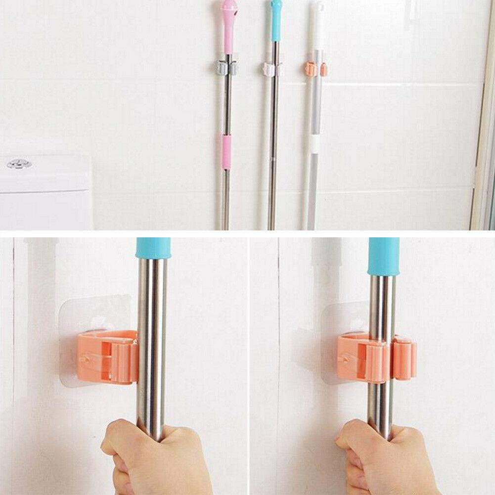 (Factory Outlet!!) - Self Adhesive Broom Gripper