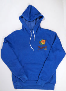 Super Soft Royal Blue Pullover Hoodie