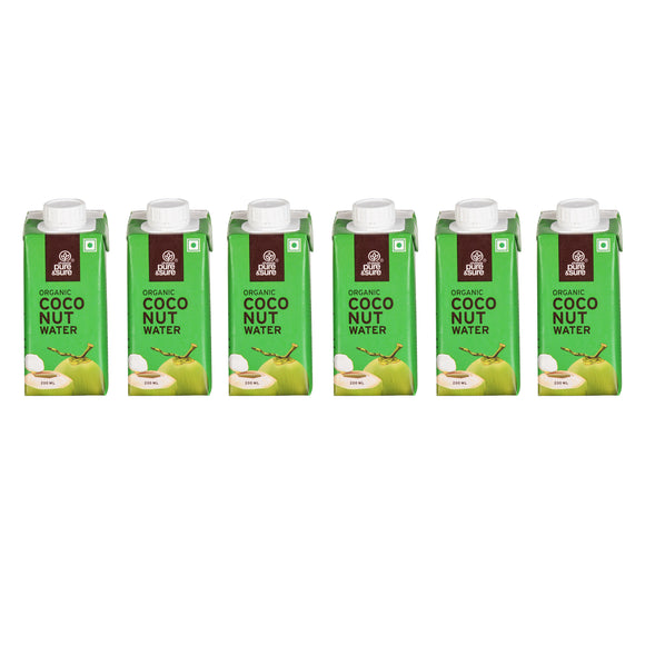 Organic Coconut Water <br> [ PACK OF 6 ] - Phalada Pure & Sure