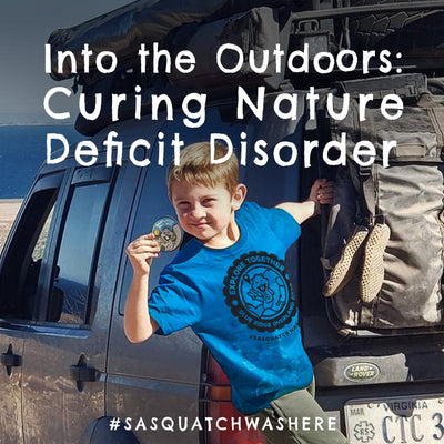 Into the Outdoors: Curing Nature-Deficit Disorder