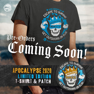 Apocalypse 2020 T-shirt and Patch (Get Notified When Pre-orders Open!)