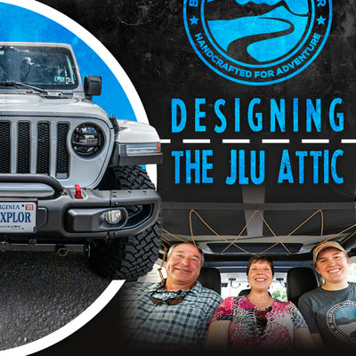Designing the JLU Attic - It's finally coming!