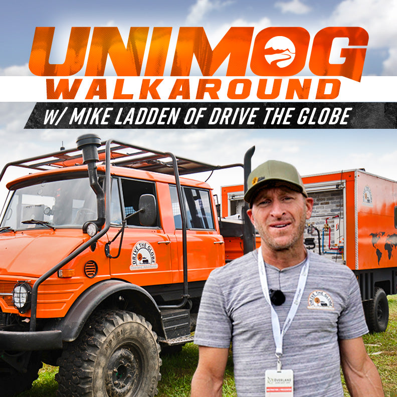 Unimog Walkaround with Mike Ladden of DTG