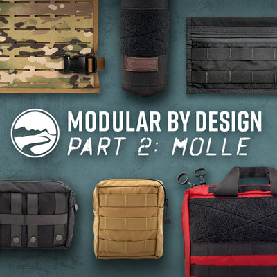 Modular By Design | Part 2: MOLLE