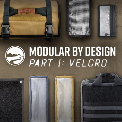Modular By Design | Part 1: Velcro
