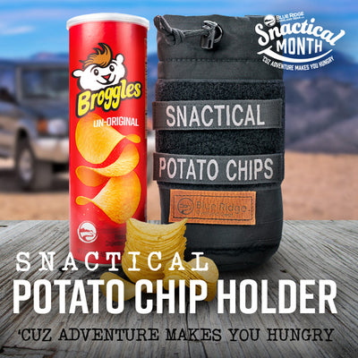 Potato Chip Holder | Snactical Month