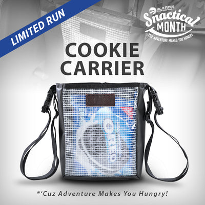 Introducing: the Cookie Carrier | Snactical Month
