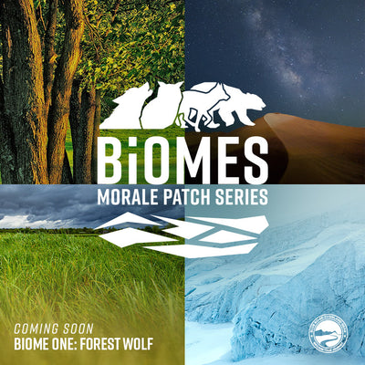 Biomes: Morale Patch Series - launching soon!
