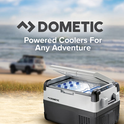 We're now a Dometic dealer!