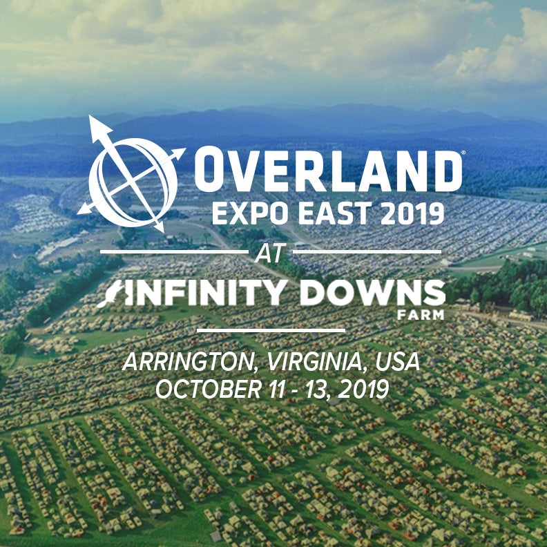 Overland Expo East 2019 Venue Announced: Infinity Downs Farm