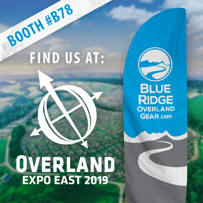Find Us At Overland Expo East 2019