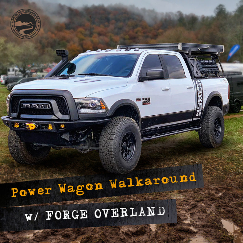 Power Wagon Walkaround - with Forge Overland