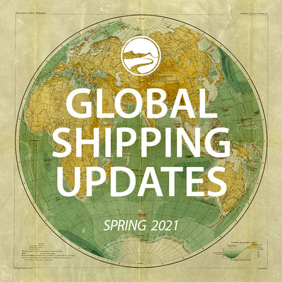Global Shipping Updates | Spring 2021
