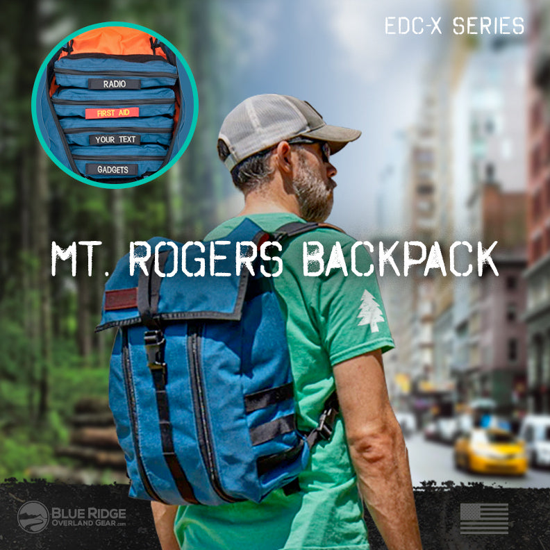 Rethinking the Backpack: Introducing the Mt. Rogers