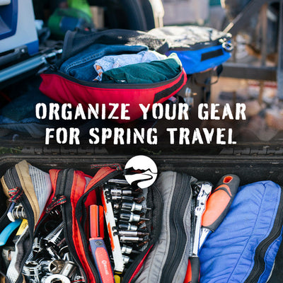 Organizing Your Gear For Spring Overland Travel