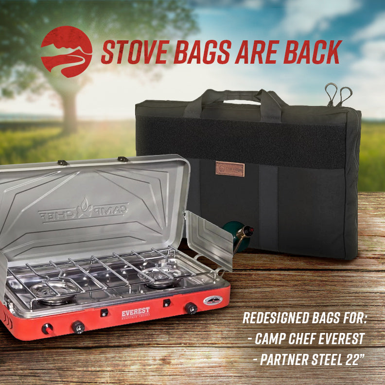 Camp Stove Bags Are Back